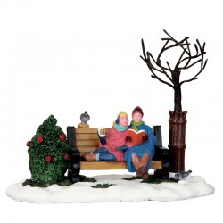 """Scène """"Cozy Christmas"""" - LEMAX"""