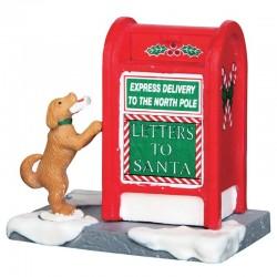 "Scène ""Santa's Mailbox"" -..."