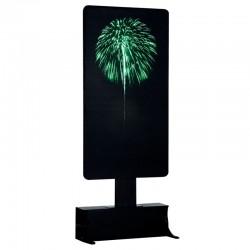 """Décor """"Green Fireworks"""" -..."""