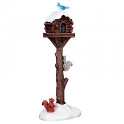 """Scène """"Rustic Birdhouse..."""