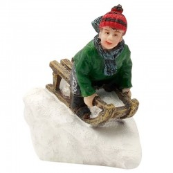 "Figurine ""Fun On Sledge"" -..."