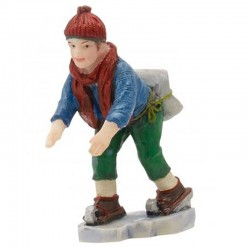 "Figurine ""Ice Skater Ties""..."