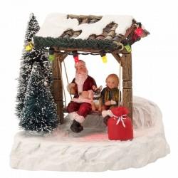 """Scène """"Santa Swing"""" - LUVILLE"""