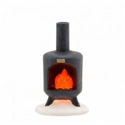 "Figurine ""Chimenea Black"" -..."