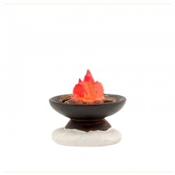 "Figurine ""Brazier black"" -..."