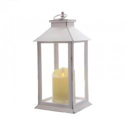 Lanterne bougie - 28 cm -...