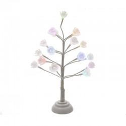 Arbre miniature lumineux...
