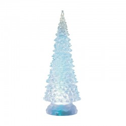 Sapin acrylique led - 21,5...