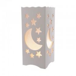 """Lanterne lumineuse """"lune et..."""