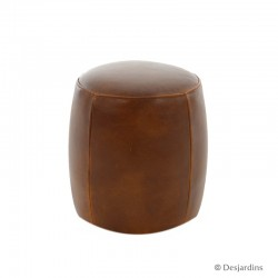 Pouf chocolat - DESJARDINS