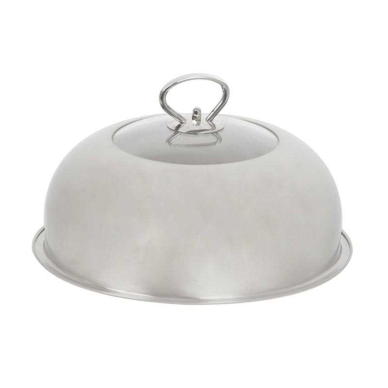 Cloche de cuisson pour plancha le marquier for Le marquier plancha inox