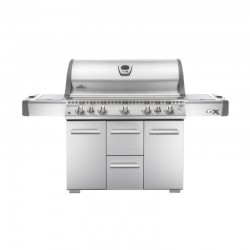 "Barbecue gaz ""LEX 730"" inox..."