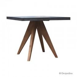 Table 90x90x75 - DESJARDINS