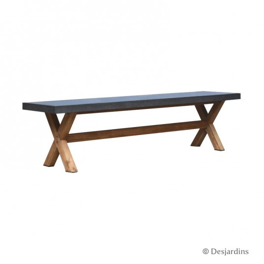 Banc pour table - DESJARDINS
