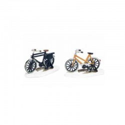 "Figurine ""Bicycle, set of..."
