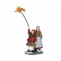 "Figurine ""Karen and Eva..."