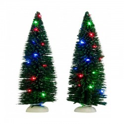 """Sapins """"Tree with lights""""..."""