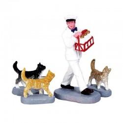 "Figurine ""Merry milkman"" -..."