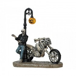 Figurine Bad to the Bone de la marque Lemax