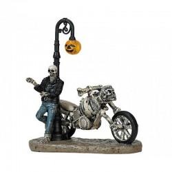 Figurine Bad to the Bone de la marque Lemax
