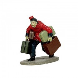 Figurine Creepy Bellboy de la marque Lemax