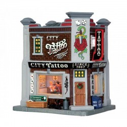 "Boutique ""City Tattoo"" - LEMAX"