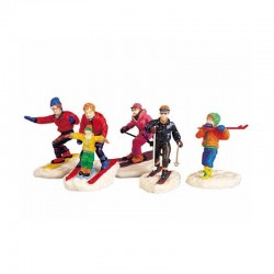 "Figurines ""Winter Fun""X6 -..."