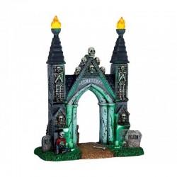 "Portail ""Cemetery Bale"" -..."