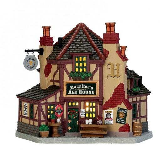 """Boutique """"Hamilton's Ale House"""" - LEMAX"""