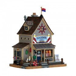 "Boutique ""Harbor Gift Shop""..."