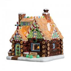 """Maison """"Yule Log Cabin"""" -..."""