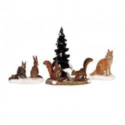 "Figurines ""Woodland..."