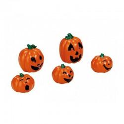 Décor Happy Pumpkin Family de la marque Lemax