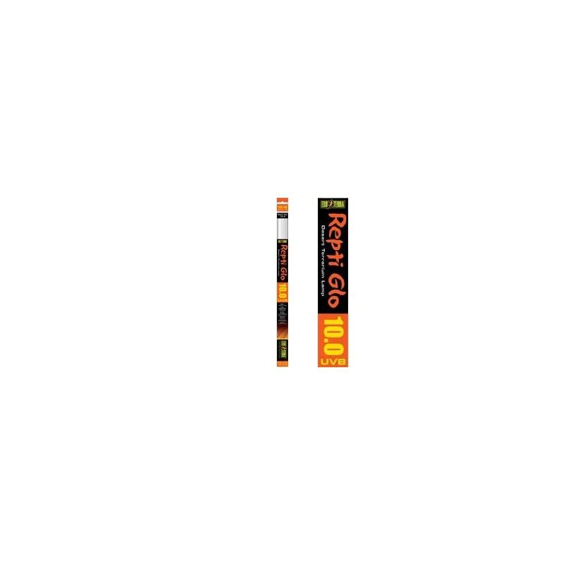 Tube Repti Glo Exo Terra 10.0 - 45 cm/15 W/T8 - Hagen