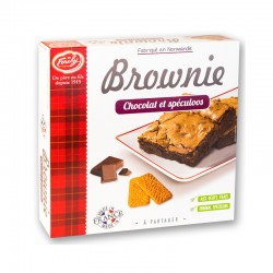 Brownies chocolat spéculos...