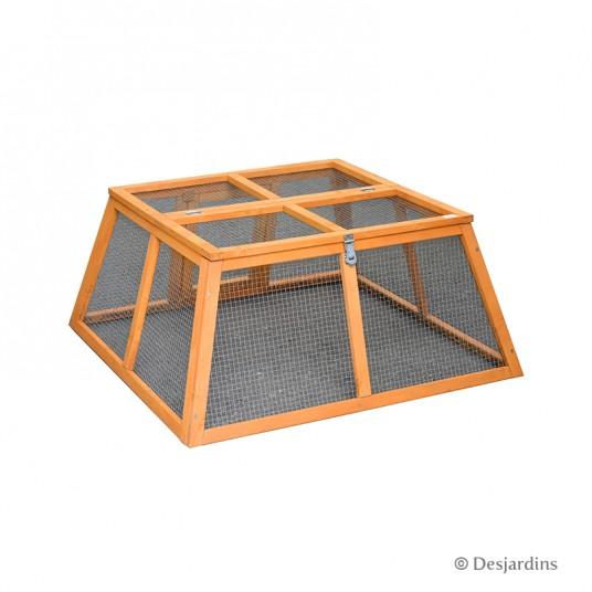 Enclos - marron - DESJARDINS