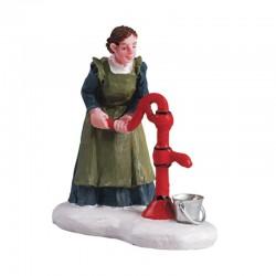 "Figurine ""Fill 'Er Up"" - LEMAX"
