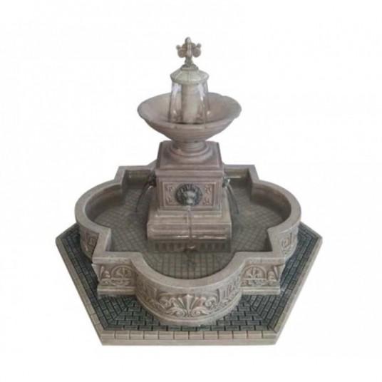 "Fontaine ""Modular Plaza-Fountain"" - LEMAX"