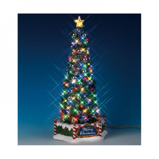 "Arbre ""New Majestic Christmas Tree"" - LEMAX"
