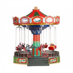 """Manège """"The Sky Swing"""" - LEMAX"""