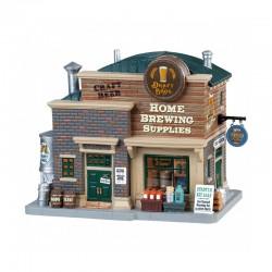 """Boutique """"Draft Bros. Home..."""