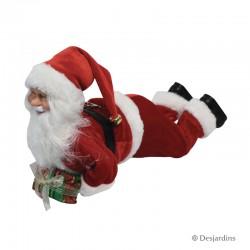 Père Noël ventouse - 50 cm