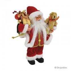 Père Noël - 30 cm - DESJARDINS