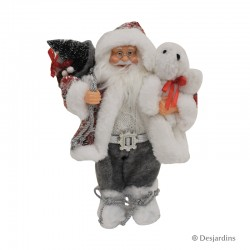 Père Noël debout - 30 cm