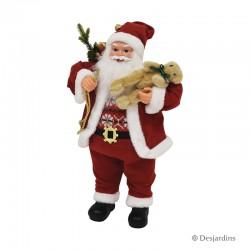 Père Noel debout - 60 cm