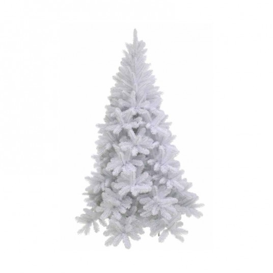 "Sapin artificiel ""Tuscan"" blanc - 215 cm - TRIUMPH TREE"