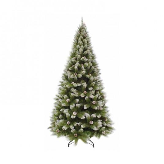 "Sapin artificiel ""Pittsburg with Cones"" vert - 155 cm - TRIUMPH TREE"