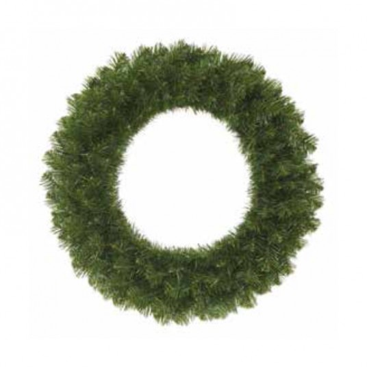 "Couronne sapin artificiel ""Colorado Green"" Ø45 cm - TRIUMPH TREE"
