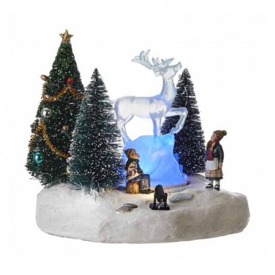 """Scène """"Ice sculpture"""" - LUVILLE"""