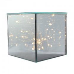 """Cube de verre """"micro LED"""" à..."""